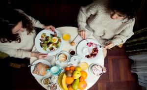 Найкращий французький сніданок у Львові