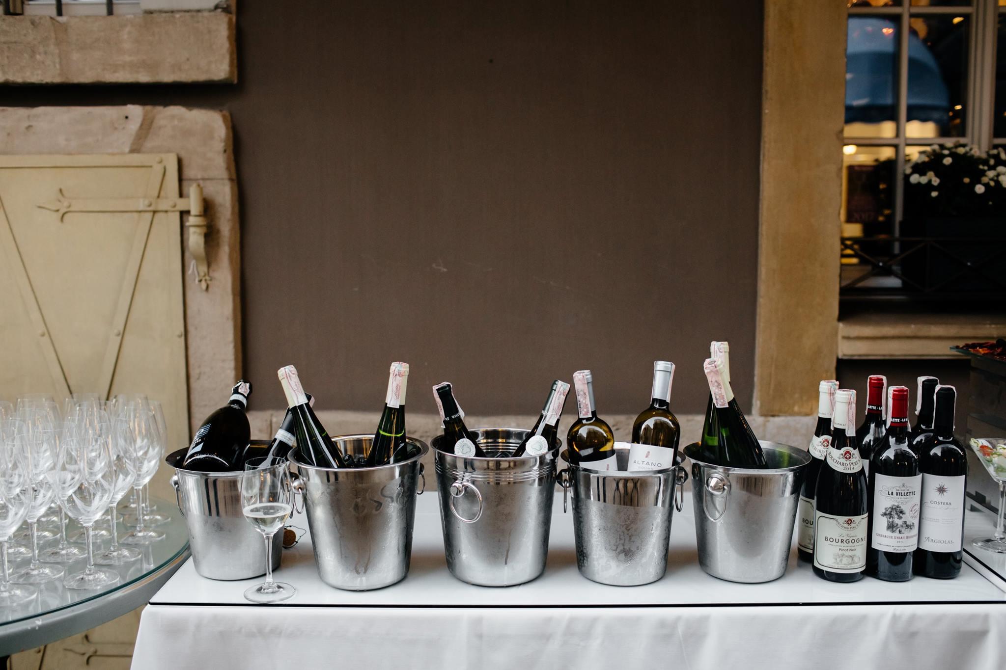 Vintage Nouveau wine room - Два «БОКАЛИ» Wine Spectator у Vintage Nouveau!